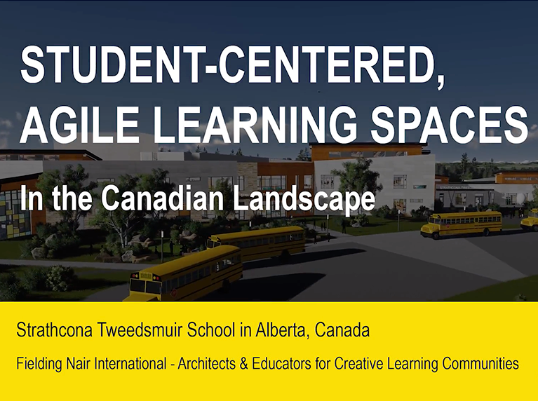 Agile, Student-Centered Spaces