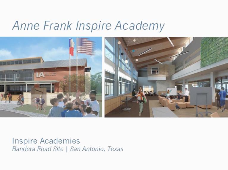 Anne Frank Inspire Academy